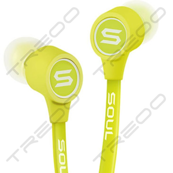 Soul by Ludacris K-POP In-Ear Earphone with Mic - Green