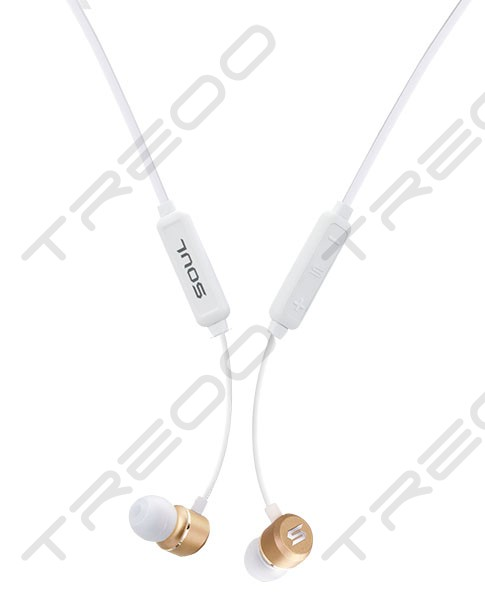 SOUL by Ludacris PRIME Wireless Bluetooth In-Ear Earphone - Moonstone White