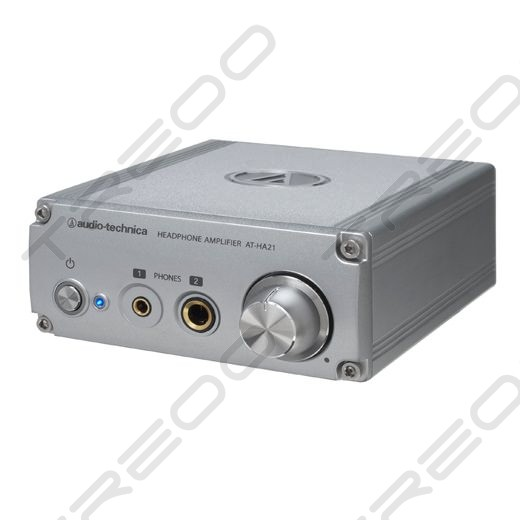 Audio-Technica ATH-HA21 Desktop Headphone Amplifier