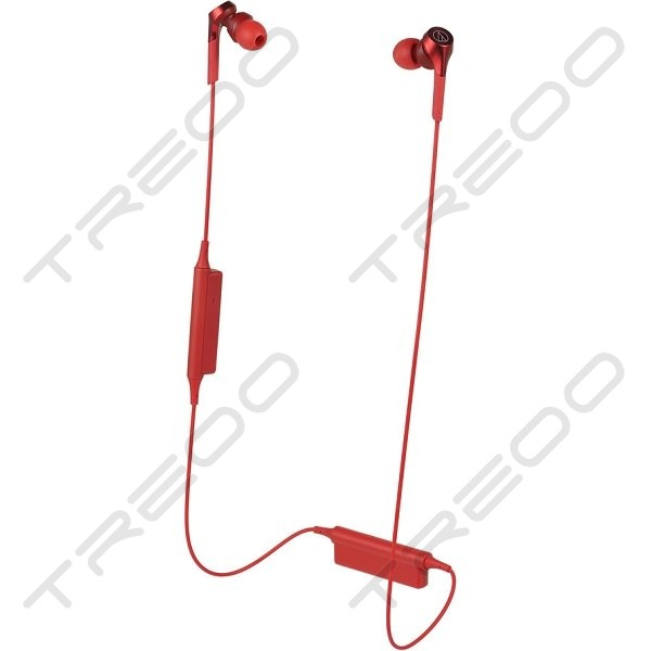 Audio-Technica ATH-CKS550XBT (Red)