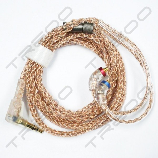 Audiosense Single Crystal OCC Copper MMCX cable