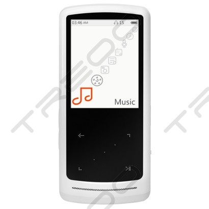 Cowon iAudio 9+ (i9+) Digital Audio Player - White