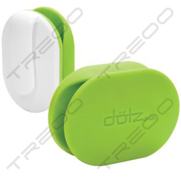 Dotz Flex Earbud Wrap - Lime