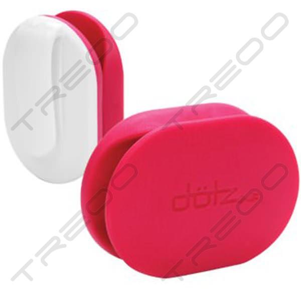 Dotz Flex Earbud Wrap - Magenta