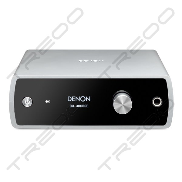 Denon DA-300USB Desktop Headphone Amplifier & USB DAC