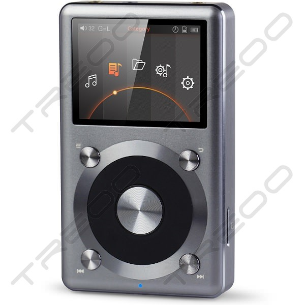 FiiO X3 II Digital Audio Player - Titanium