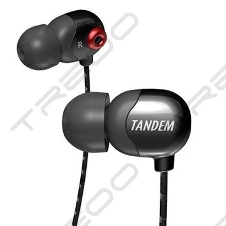 Fischer Audio Tandem 2-Driver In-Ear Earphone