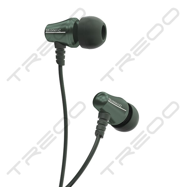Brainwavz Jive Army Green