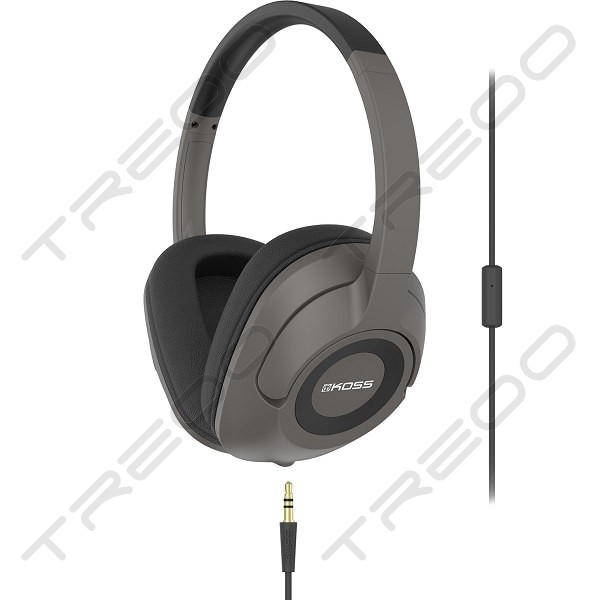 Koss UR42i (Dark Grey)