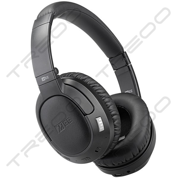 MEE Audio Matrix Cinema Wireless Bluetooth Noise-Cancelling Over-the-Ear Headphone with Mic
