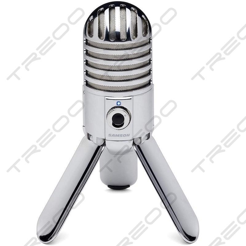 Meteor USB Cardioid Condenser USB Microphone - 1