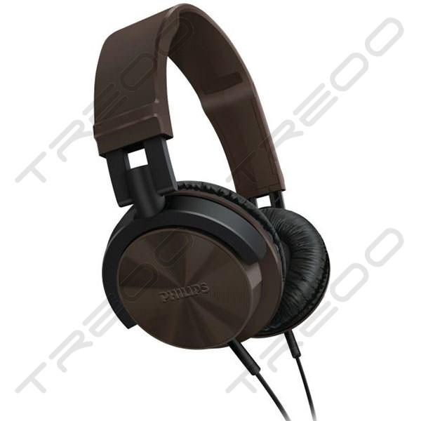 Philips SHL3000 On-Ear Headphone - Brown