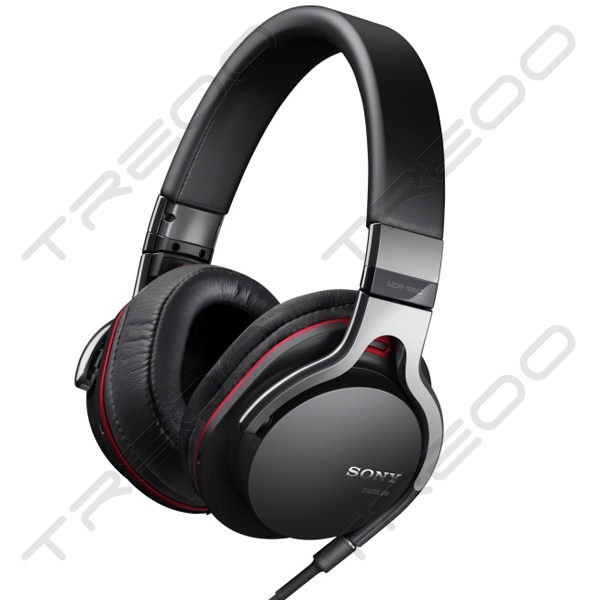 Sony MDR-1RNC MK2 Noise-Cancelling Over-the-Ear Headphone with Mic - Black