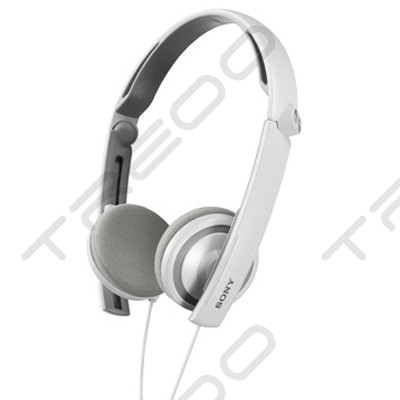 Sony MDR-S40 On-Ear Headphone - White