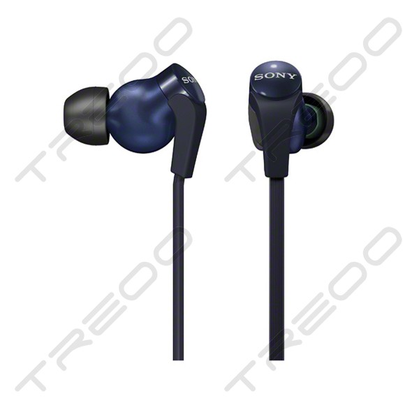Sony MDR-XB30EX Extra Bass In-Ear Earphone - Blue