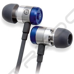 TDK CLEF-P2 Mega Bass Tuning In-Ear Earphone - Blue