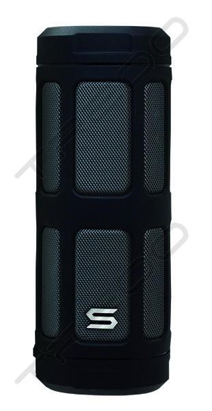 SOUL by Ludacris Wavepower Wireless Bluetooth Portable Speaker - Black