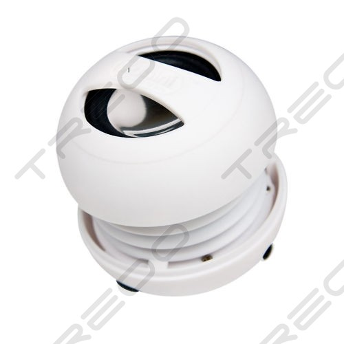 X-mini II Capsule Portable Speaker - White