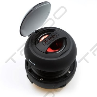 X-mini v1.1 Capsule Portable Speaker - Black