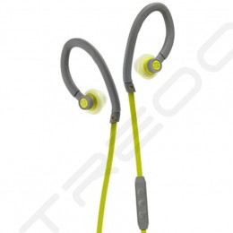 Soul by Ludacris Flex Waterproof In-Ear Earphone with Mic - Green