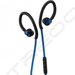 Soul by Ludacris Flex Waterproof In-Ear Earphone with Mic - Blue