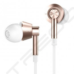 1MORE 1M301 Piston Single Driver In-Ear Earphone with Mic - Gold
