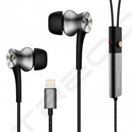 1MORE E1004 Dual Driver Hybrid Noise-cancelling Lightning In-Ear Earphone with Mic