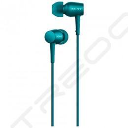 Sony MDR-EX750AP In-Ear Earphone with Mic - Blue