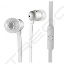NOCS NS400 Aluminum In-Ear Earphone with Mic - White