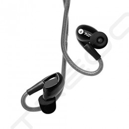 Advanced Model 3 Wireless Bluetooth In-Ear Earphone with Mic - Black