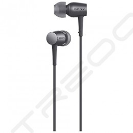 Sony MDR-EX750AP In-Ear Earphone with Mic - Black