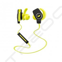 Monster iSport SuperSlim Wireless Bluetooth In-Ear Earphone with Mic - Green