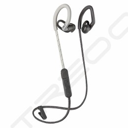 Plantronics Backbeat Fit 350 Wireless Bluetooth On-Ear Earbud with Mic - Grey