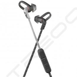 Plantronics BackBeat FIT 305 Wireless Bluetooth In-Ear Earphone with Mic - Black Grey