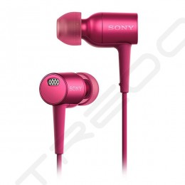 Sony MDR-EX750NA Noise-Cancelling In-Ear Earphone with Mic - Pink