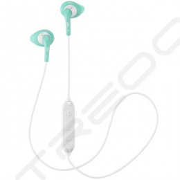 JVC HA-EN10BT Sports Wireless Bluetooth In-Ear Earphone with Microphone - Mint Green