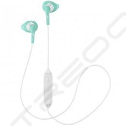 JVC HA-EN10BT Sports Wireless Bluetooth In-Ear Earphone with Mic - Mint Green