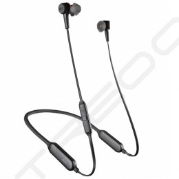 Plantronics BackBeat GO 410 Noise-Cancelling Wireless Bluetooth Neckband In-Ear Earphone with Mic - Graphite