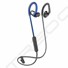 Plantronics Backbeat Fit 350 Wireless Bluetooth On-Ear Earbud with Mic - Blue