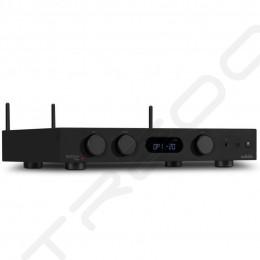Audiolab 6000A Play Multi-Room Wireless Bluetooth/WiFi/Ethernet Network Streamer & Hi-Fi Integrated Amplifier - Black