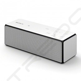 Sony SRS-X33 Portable Bluetooth Wireless Speaker - White