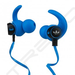 Monster Adidas Original In-Ear Earphone with Mic - Blue
