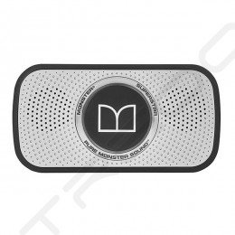 Monster SuperStar Wireless Bluetooth Portable Speaker - Gray