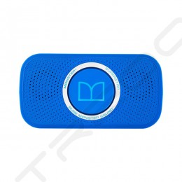 Monster SuperStar Wireless Bluetooth Portable Speaker - Neon Blue