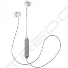 JVC HA-EN10BT Sports Wireless Bluetooth In-Ear Earphone with Microphone - White