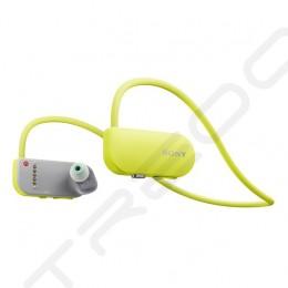 Sony SSE-BTR1 Smart B-Trainer Waterproof Walkman Neckband Wireless Bluetooth In-ear Earphones - Yellow