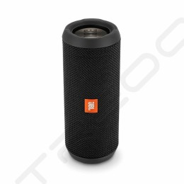 JBL Flip 3 Stealth Edition Wireless Bluetooth Portable Speaker - Black