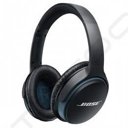 Bose SoundLink Around Ear II Wireless Bluetooth Over-the-Ear Headphone with Mic - Black