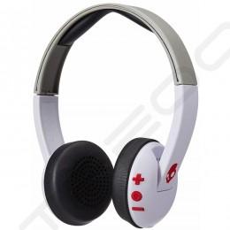 Skullcandy Uproar Wireless Bluetooth On-Ear Headphone with Mic - Grey