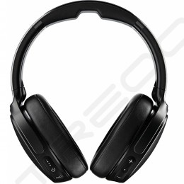 Skullcandy Venue Wireless Bluetooth Noise-Cancelling Over-the-Ear Headphone with Mic - Black